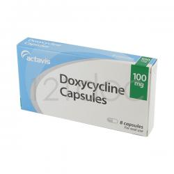 Doxycycline 100mg x 48
